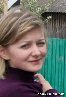 журналистка Наталия